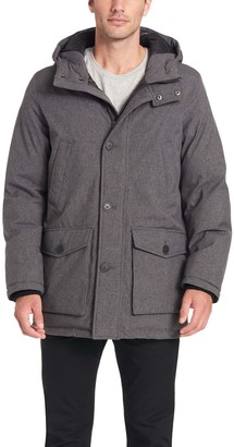 Dockers Men's Arctic Cloth Hooded City Parka