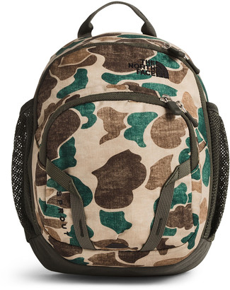 The North Face Kid's Sprout Abstract-Print Fabric Backpack