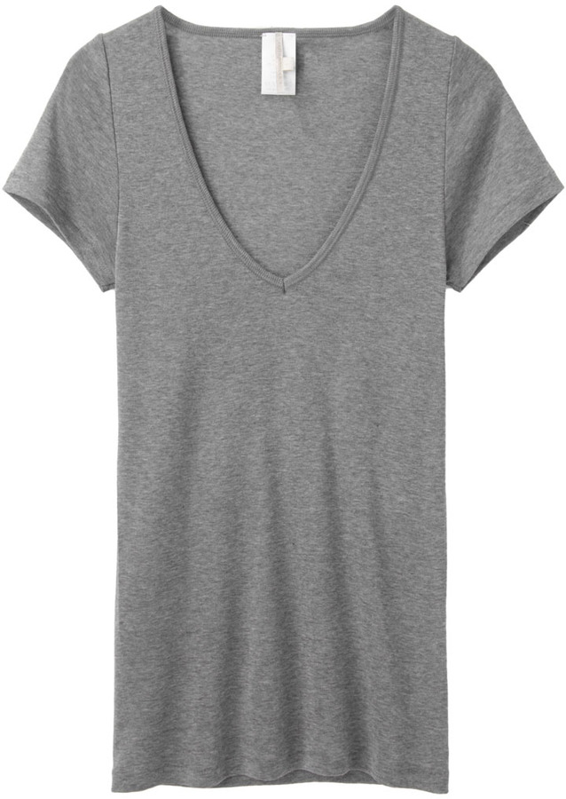 Vanessa Bruno v-neck t-shirt