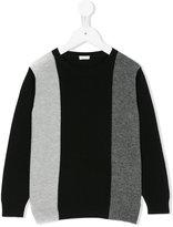 Il Gufo striped jumper - kids - Wool - 3 yrs