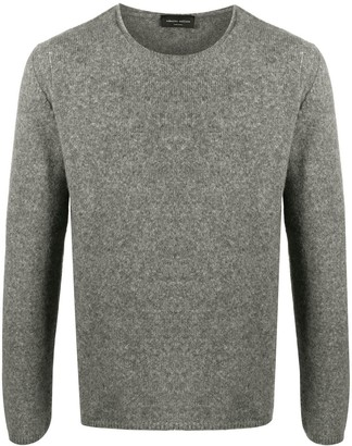 Roberto Collina Long-Sleeved Knitted Jumper