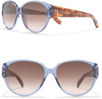 Marc by Marc Jacobs 57mm Cat Eye Sunglasses