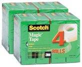 Scotch Magic(TM) Tape, 3/4 x 1,000-inches