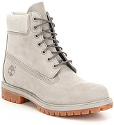 """Timberland Men's 6"""" Water-Resistant Anti-Fatigue Lace Up Premium Boots"""