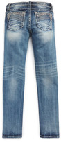 Miss Me Embellished Skinny Jeans (Big Girls)