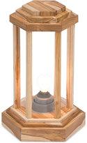 ZUO Latter Teak Small Floor Lamp