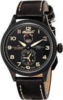 Ingersoll Men's IN3107BBKO Cobham II Analog Display Automatic Self Wind Watch