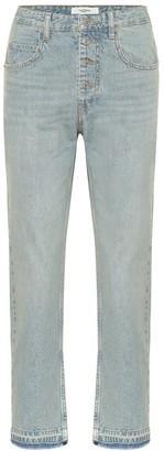 Etoile Isabel Marant Isabel Marant, étoile Garance high-rise straight jeans