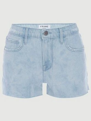 Frame Le Grand Garcon Short Raw Edge