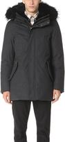 Mackage Edward Wool Down Jacket