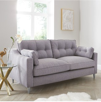 Rufus Fabric 3 Seater+ 2 Seater Sofa Set (Buy and SAVE!)