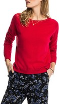 Scotch & Soda Crewneck Wool Blend Sweater