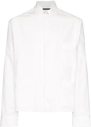 Haider Ackermann Rifleman long-sleeve shirt
