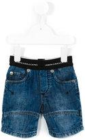 John Galliano denim shorts - kids - Cotton - 6 mth