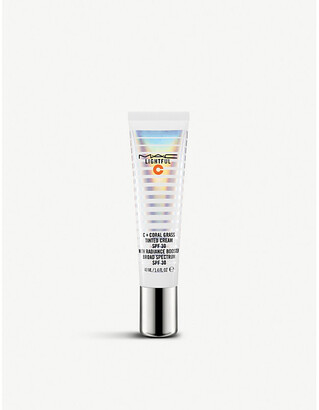 M·A·C Lightful C + Coral Grass Tinted Cream SPF 30 with Radiance Booster 40ml