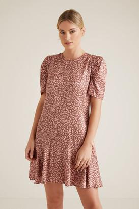 Seed Heritage Printed Mini Dress