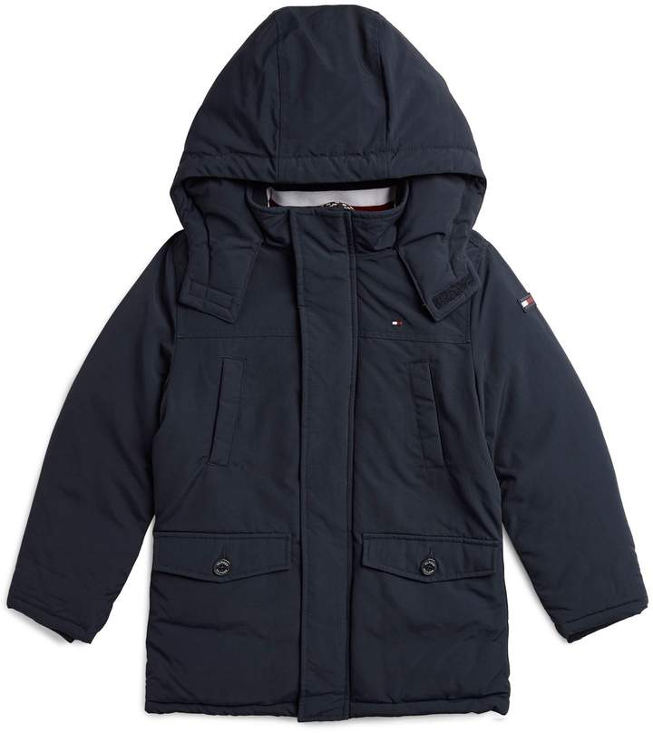 968658d0353 Hooded Down Padded Parka