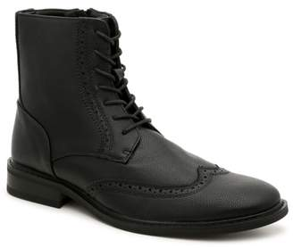 Unlisted Buzzer Wing Tip Boot
