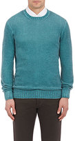 Drumohr MEN'S CASHMERE CREWNECK SWEATER