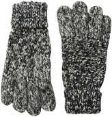 Hat Attack Tweed Texting Gloves Extreme Cold Weather Gloves