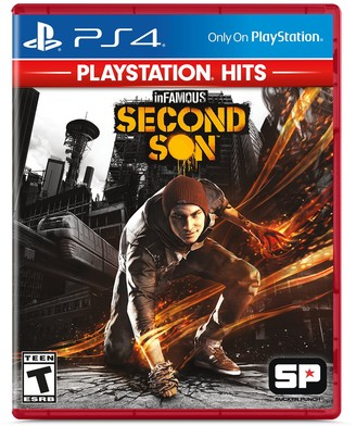 Sony Infamous: Second Son Hits for PS4