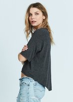 Karen Zambos Raw Edge Sweater