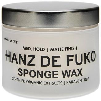 Hanz De Fuko 56gr Sponge Hair Wax