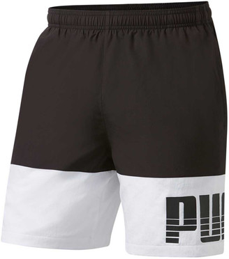 Puma Mens Rebel Bold Woven Shorts