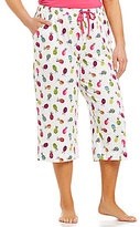 Sleep Sense Plus Pineapple Capri Sleep Pants