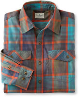 L.L. Bean Flagstaff Performance Shirt, Plaid