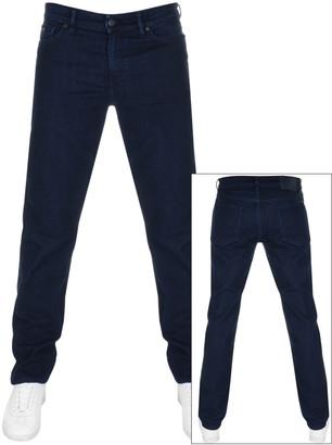 Boss Casual BOSS Maine Regular Fit Jeans Navy