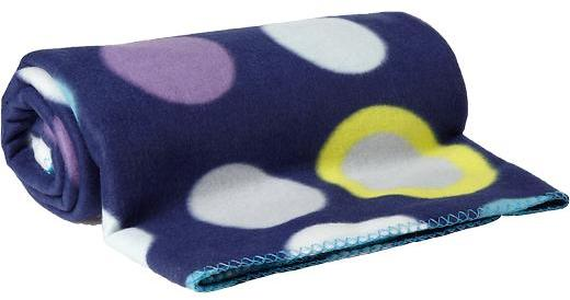 Old Navy Patterned Performance Fleece Blankets