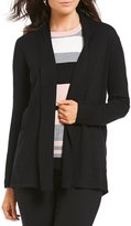 Investments Long Sleeve Sweater Cardigan
