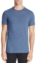 Theory Nebulous Cotton Pocket Tee - 100% Bloomingdale's Exclusive