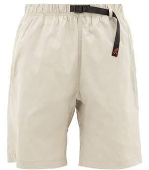 Gramicci Yosemite Elasticated-waist Shorts - Mens - Beige