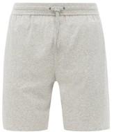 Calvin Klein Underwear Logo-print Pyjama Shorts - Mens - Grey