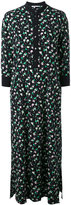 Agnona floral print midi dress - women - Silk/Elastodiene - 40