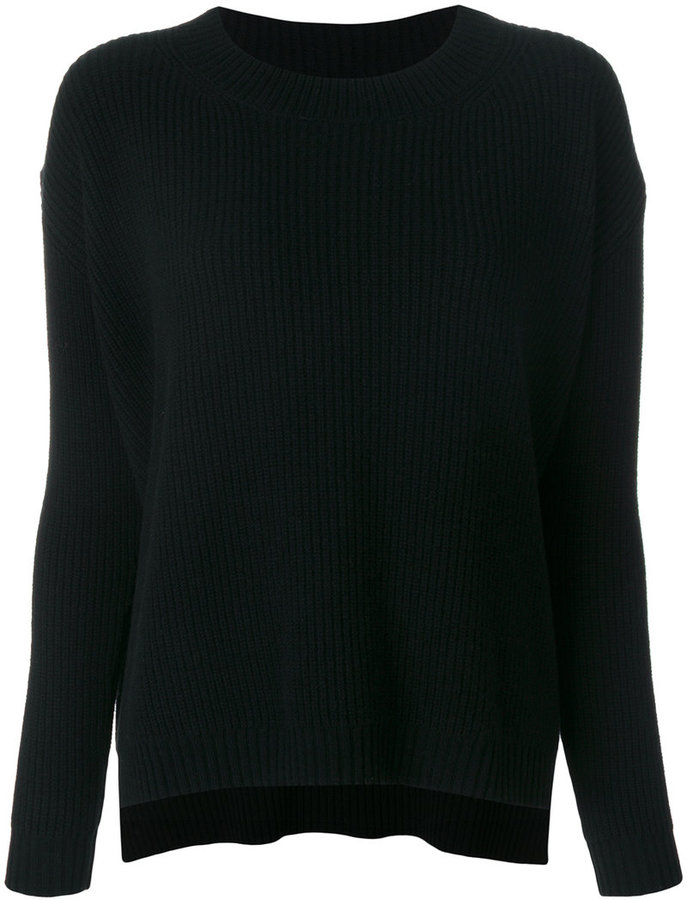 Odeeh stripe knit sweater