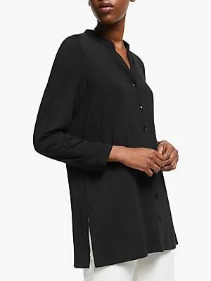 Eileen Fisher Mandarin Tunic Top