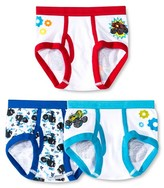 Nickelodeon Toddler Boys' Blaze and the Monster Machines Classic Brief - Multi