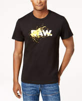 G Star RAW Men's Logo-Print T-Shirt