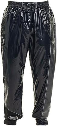 Marcelo Burlon County of Milan Patch skiny Nylon Joggers