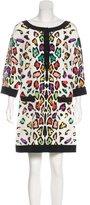 Missoni Silk Printed Dress w/ Tags