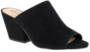 Bella Vita Kathy Mules Women's Shoes