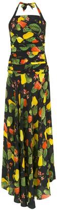 Isolda Zoe silk dress
