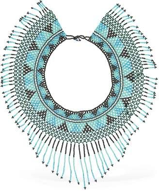 Jessie Western Beaded Short Necklace