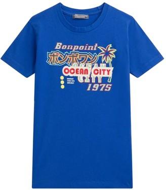 Bonpoint Kids Wild Octopus T-shirt