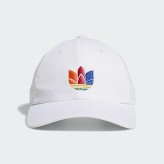 adidas 3D Trefoil Strap-Back Hat
