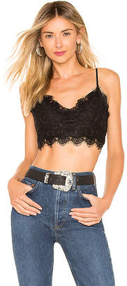 by the way. Noa Eyelash Lace Top