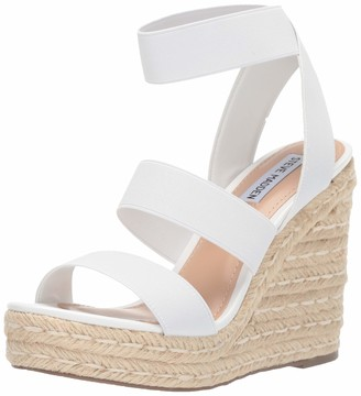 Steve Madden Women's Shimmy Wedge Sandal